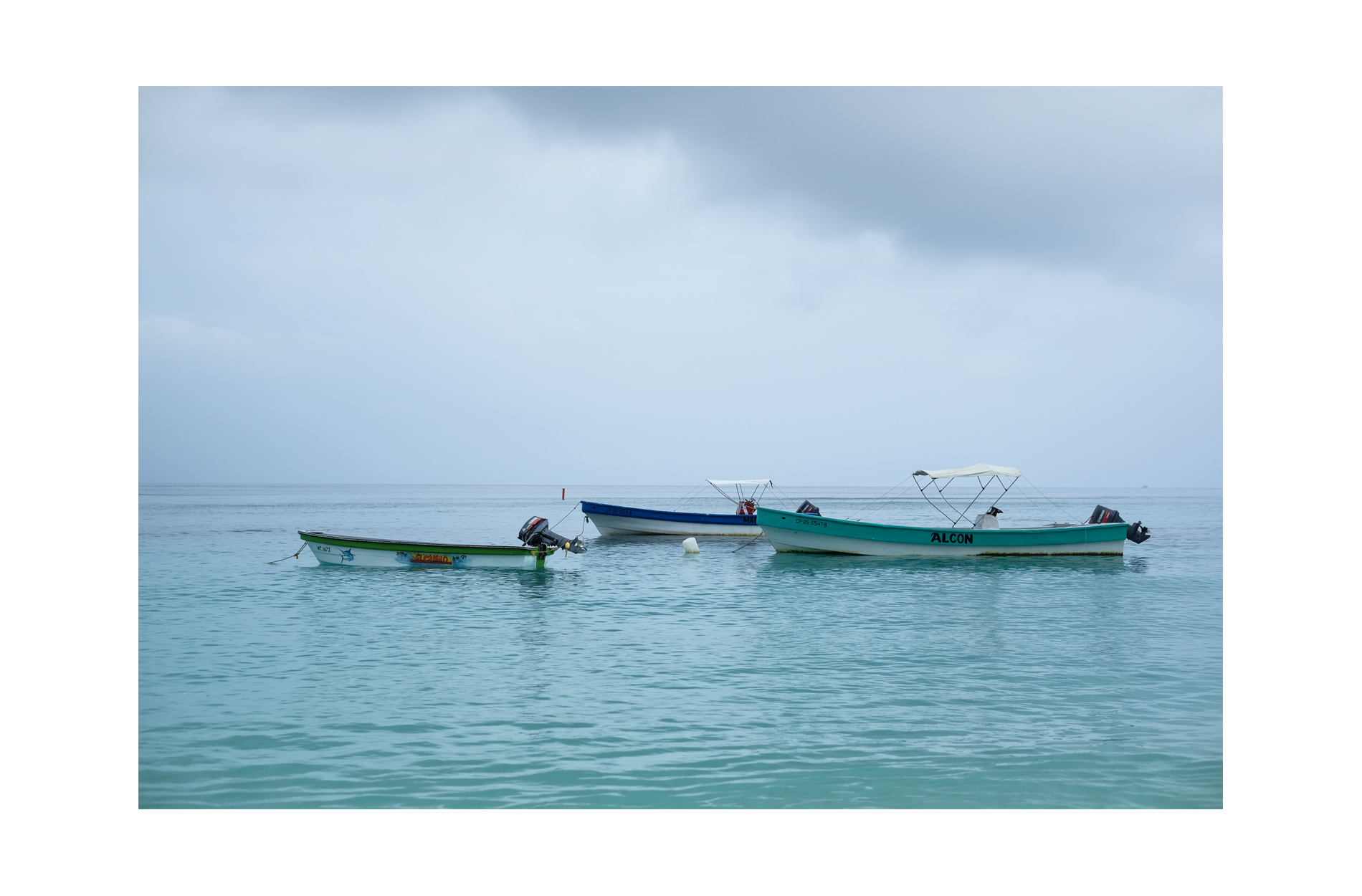 playa blanca paradise boat