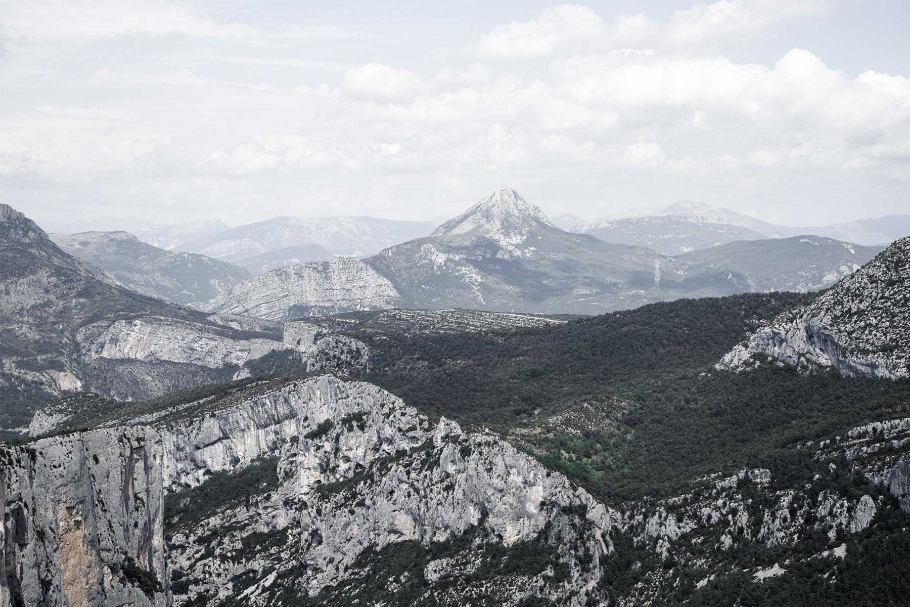 verdon landscape
