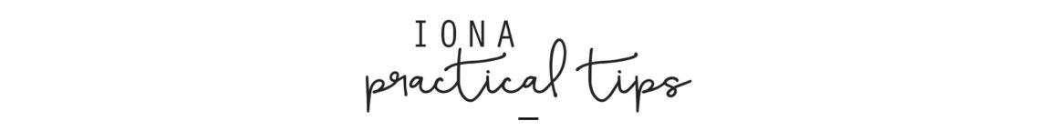 iona tips