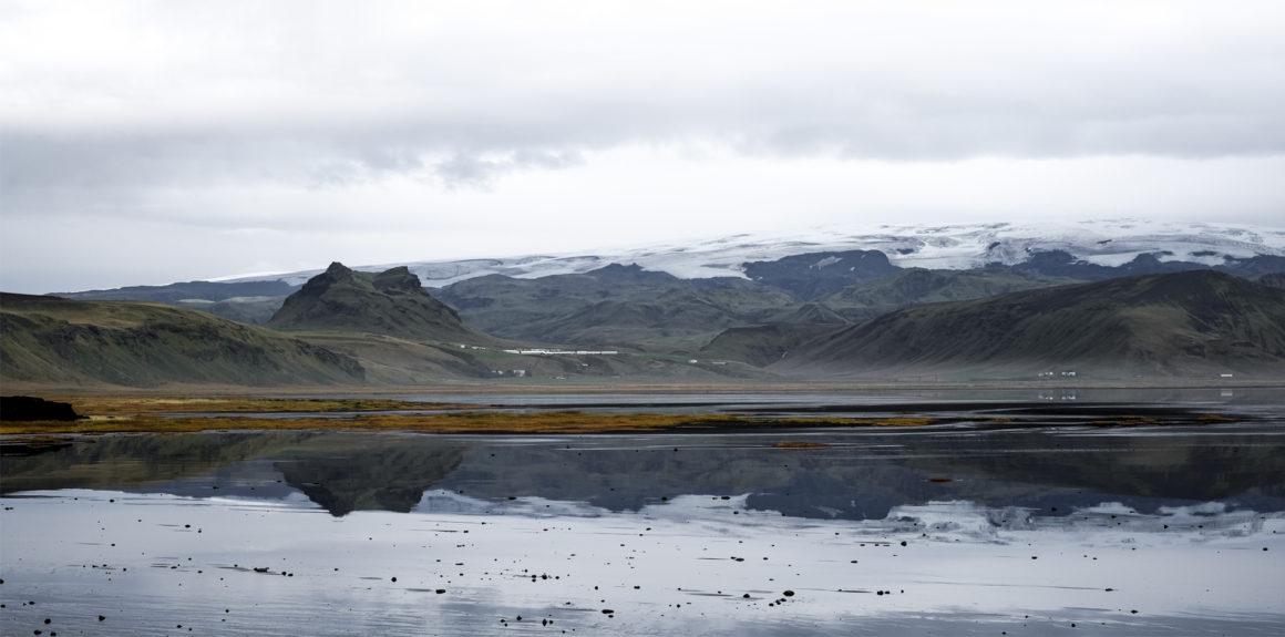 iceland reflexion