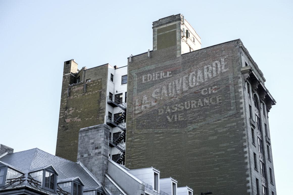 montreal mural building