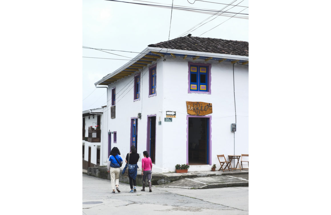 street salento
