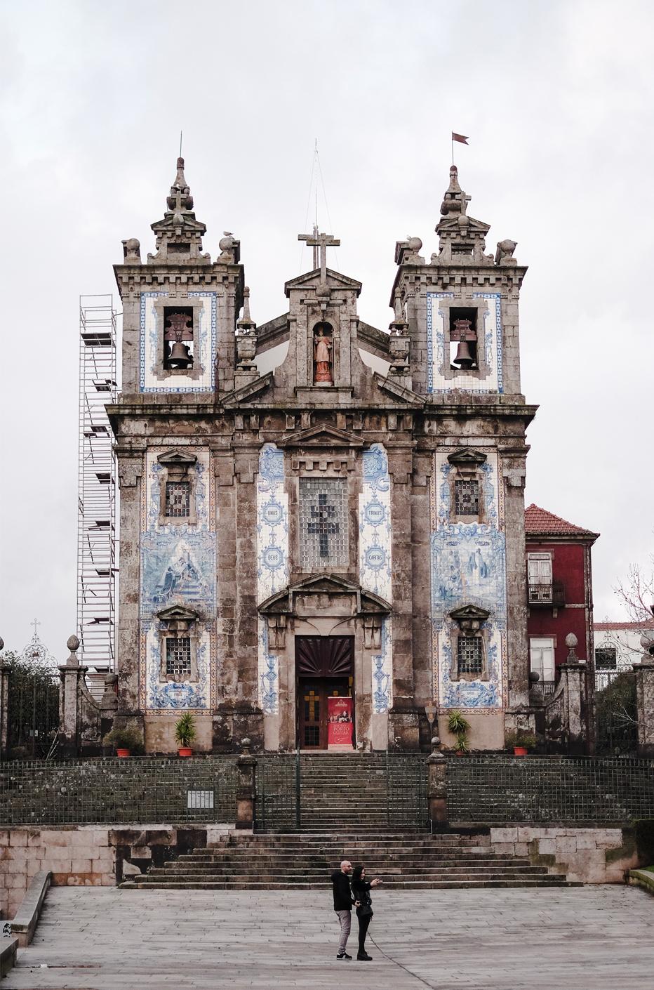 Il defenso church Porto