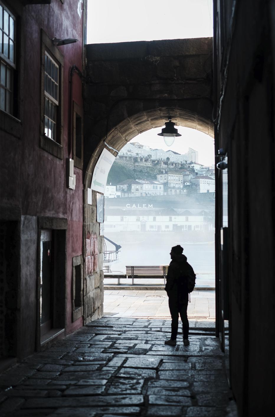 early morning porto
