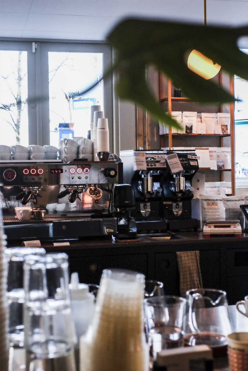 coffee collective expresso machine