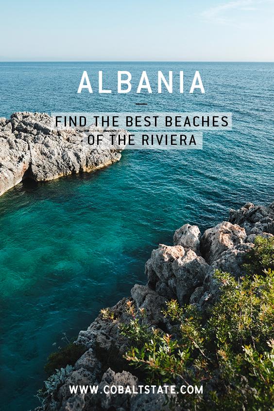 Best beaches of Albania Riviera Pinterest