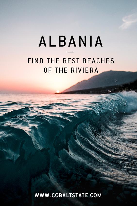 Best beaches in Albania Pinterest
